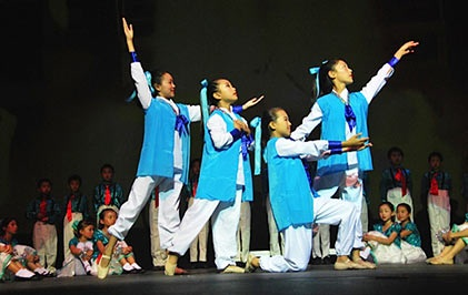 Second American Chinese Youth Arts Festival